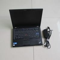 أداة تشخيص Lenovo Laptop ThinkPad T410 I5 وحدة المعالجة المركزية، 4G RAM اختيار HDD Professional Computer ل MB Star C3، C4 ICOM A2