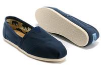 Prix le plus bas! Chaussures de toile solide occasionnels des femmes, vente chaude unisexe classique de toile des femmes des hommes chaussures plaine casual sneaker solide 11 couleurs