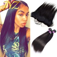 Peruvian Lace Frontal Closure With Hair Bundles Wholesale 3 ...