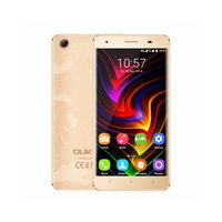 Дешевые 4G LTE OUKITEL C5 Pro 2GB 16GB 64-бит Quad Core MTK6737 Android 6.0 5.0-дюймовый IPS 1280 * 720 HD GPS 8MP камера Dual Micro Sim Smartphone