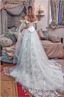 Lace Wedding Dresses 2016 Amazing shinny Lace Wedding Gowns ...