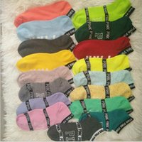 Pink Letter Socks Pink Love Hosiery Cotton Sports Anklet Fashion Campus Socks Slipper Girl Sexy Summer Ship Socks Roupa interior feminina B2865