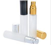 10 ml 1/3 oz Sprey Boş Şişe kokulu sıvı Ince sis pompası Parfüm Atomizer Doldurulabilir Fabrika Fiyat Toptan DHL ÜCRETSIZ