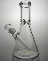 Clear Big Glass Bongs 9mm Thick Glass Bong Glass Water Perco...