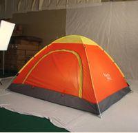 escalada Caminhadas Tendas Abrigos Ar Livre acampamento de verão para 2-3 Pessoas Proteção UV barraca barracas mochila família viagem Lawn