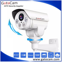 2MP 1080P Bullet AHD PTZ Camera 2. 8- 12mm 4x Zoom Auto Cruise...