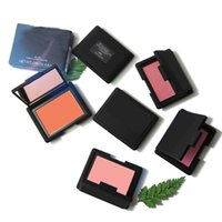 N @ S Brand Maekup Blush Palette Bronzer Baked Cheek Color Blusher Palettes Fard A Joues Poudre.4.8g