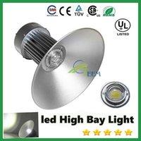DHL 무료 배송 150 와트 200w 100w 80w 50w 주도 높은 베이 빛 주도 빛 산업 조명 높은 베이 피팅 bridgelux45mil
