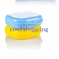 DHL Newest Compact Colorful Dental Orthodontic Retainer Box ...
