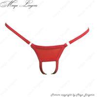 Micro Thong Женщины Сексуальные тангасы открытыми промежность сексуальные трусики бикини струны женские стринги и г струны мини стринги плюс размер NV0002
