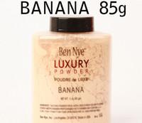 Più nuovo di marca Ben Nye POLVERE DI LUSSO POUDER de LUXE Banana Polvere in polvere 3 oz / 85g DHL LIBERA il trasporto