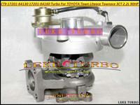 CT9 D 17201-64160 17201 64160 1720164160 Turbo Turbolader Turbolader Für TOYOTA Lite Stadt Liteace Townace 3C-T 3CT 3CTE 2.2L 90HP
