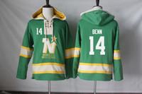 미네소타 North Stars Jerseys Blank 14 Jamie Benn 91 타일러 Seguin 15 Patrik Nemeth Moen Flddler 스웨터 어떤 이름과 번호