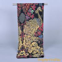 Nueva bufanda de seda para mujeres Peacock gasa bufandas y chales Pashmina 5 colores