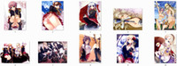 Hentai Anime Walküre Romanze: Shojo Kishi Monogatari Zeichen Celia Cumani Aintreei Blatt Akane Ryuuzouji Decke Bettbezug 1-10