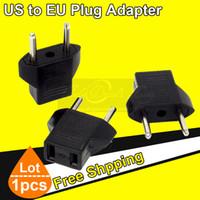 컨버터 어댑터 소켓을 충전 EU 플러그 미국, 유로, 유럽 여행 벽 AC 전원 충전기에 도매 품질 유니버설 EU 어댑터 미국