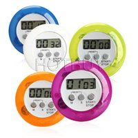 Cute Mini Round LCD display Digital Cooking Home Kitchen Cou...