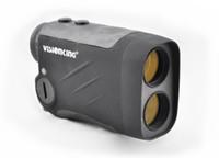 Visionking 6x25 Solarenergie Laser-Entfernungsmesser für Jagd / Golf Wasserdichter Entfernungsmesser 600 Meter BAK4 Teleskop-Entfernungsmesser