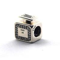 Convient aux bracelets Pandora 2016 Signature Perle Argent Perles 100% Argent 925 Charms Bijoux DIY