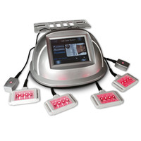 Nuovo 6 diodi a diodi 650nm diodi Lipo Low Cold Laser Therapy Fat Burner Body che dimagrisce macchina