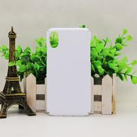 100pcs 3D Sublimation Blanko für iPhone 8 mattes und glänzendes Material