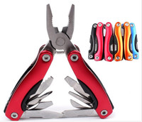 Multifunction Folding Pliers Stainless Steel Multi- Function ...
