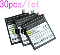 30 قطعة / الوحدة 2100 مللي أمبير B0PKX100 استبدال البطارية لهتك الرغبة 626 D626T D262W D262D البطاريات