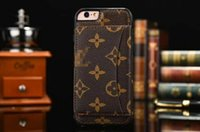 For Iphone X Fashion Show Card Pocket Luxury Cellphone Case ...