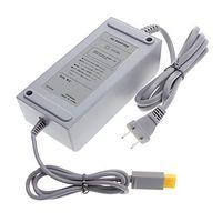 전원 공급 장치 100-240V AC 어댑터 Wii U 게임 콘솔 전원 어댑터 공급 업체 벽 충전기 US EU 플러그 소매 상자