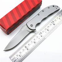 Kershaw Zing 1730SS Тактический складной нож из нержавеющей стали 8CR17MOV 58HRC Flipper Открытый Кемпинг Выживание Pocket EDC Tools Xmas Collection