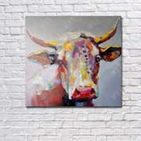 Abstract Animal Pictures Wall Art Decorative Home Decor Wall...