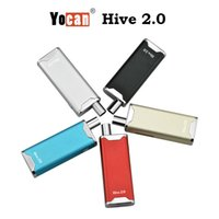 100% Original Yocan Hive 2. 0 Kit 2 in 1 Vaporizer With Wax &...