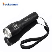 2000 Lumens CREE XML T6 led Tactical Flashlight Zoomable Lan...