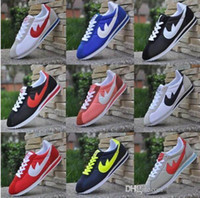 2017 popular hot brands Casual men and women cortez shoes le...