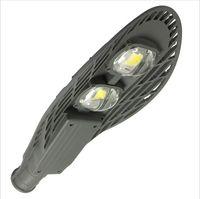 Commercio all'ingrosso della fabbrica di via del LED Luce 50W 100W 150W Lampioni lampada impermeabile IP65 Lampione industriale di illuminazione esterna