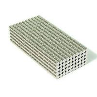 Magnete del neodimio permanente N35 200pcs Forti magneti rotondi NDFEB Dia 2x2mm N35 Rare Earth Neodimum Mestiere permanente / magnete fai da te Magnete Spedizione gratuita