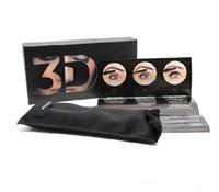 3D Fiber Lashes Mascara 1030 versión LENGTHENING rímel color negro Alta calidad 2pcs = 1set artículo caliente