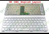 Nuova tastiera portatile per Sony Vaio VPC-W VPC W VPC-W217 Argento Regno Unito (GB) Inglese - 148748213 AESY2E00010 N860-7882-T002 / 03 ZZ52-01A