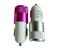 2USB Port Best Metal Dual USB Port Car Charger Universal 2. 1...
