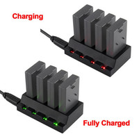 1pcs New USB 4 Port 3. 7V Battery Adapter Charger for Parrot ...