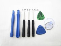 8 in 1 Screwdriver Sucker Pry Repair Opening Tool Kit Set Fo...