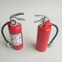 Mini Fire Extinguisher Style Shaped Butane Jet Lighter Cigar...