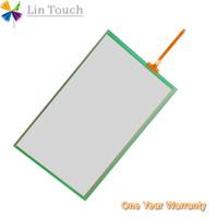 NEW TS1070 TS1070i HMI PLC Touch-Screen-Panel Membran Reparatur Touchscreen Gebrauchte Touchscreen