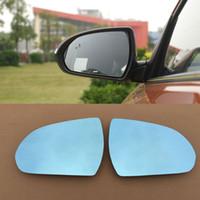 Specchietto retrovisore per auto HD Specchietto antivento per frecce LED a forma di freccia speculare per Hyundai Elantra