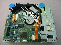 Livraison gratuite Alpine CD chargeur DP23S mécanisme AP02 laser pour BMW Mercedes accord adapté ACU voiture CD radio tuner