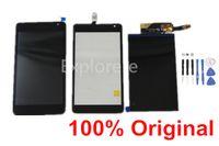 1Pcs für Nokia Lumia Microsoft N535 535 LCD-Anzeigen-Screen-Analog-Digital wandler mit Rahmen CT2S1973FPC-A1-E und CT2C1607FPC-A1-E + Tools