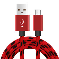 1M 3FT Кабель для зарядки Кабели USB Micro USB Зарядное устройство Кабель для передачи данных Зарядный провод Для зарядки аккумулятора Samsung Huawei
