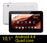 10. 1 inch Quad core 1. 2GHz Allwinner A33 Android 4. 4 tablet ...