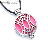New Arrivals 16pcs lot 51 styles Perfume magic Pendant Neckl...