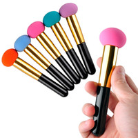 NEW Fashion Synthetic Hair Aluminum Cosmetic Makeup Brushes ...